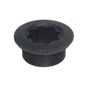 Shimano Vis de montage - pour manivelle gauche du pédalier noir